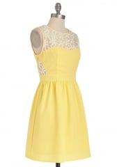Lemonade for Each Other Dress at ModCloth