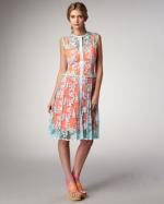 Lemon's Nanette Lepore dress at Neiman Marcus at Neiman Marcus
