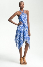 Lemons blue and white dress at Nordstrom at Nordstrom