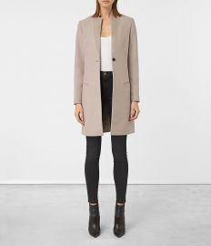 Leni Coat at All Saints