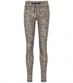 Leo Yoga leopard-print leggings at Mytheresa