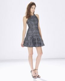 Leona Dress in Chambray at Parker