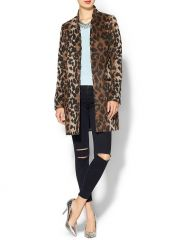Leopard Coat by Piperlime at Piperlime