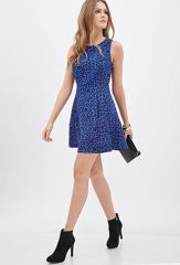 Leopard Dress at Forever 21