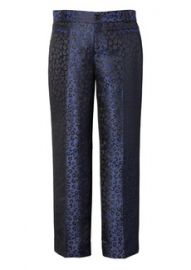 Leopard Print Pants by Banana Republic at The Banana Republic