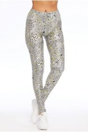 Leopard Spot Leggings by Gold Sheep Clothing at Gold Sheep