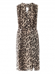 Leopard print dress by LAgence at Matches