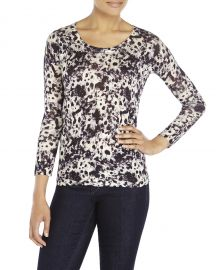 Leopard print sweater by The Kooples at Century 21