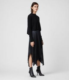 Lerin Knit 2 in 1 Dress by All Saints at All Saints