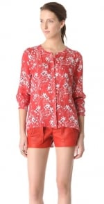 Molly Blouse by ALC at Shopbop