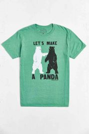 Lets Make A Panda Tee at Urban Outfitters