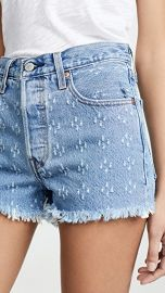 Levi  039 s 501 High Rise Shorts at Shopbop