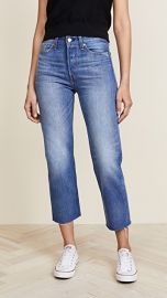 Levi  039 s Wedgie Straight Jeans at Shopbop