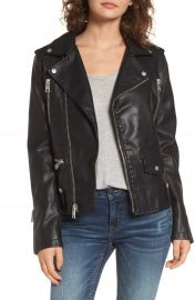 Levi s   Faux Leather Moto Jacket at Nordstrom