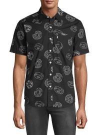 Levis donut print shirt at Hudsons Bay