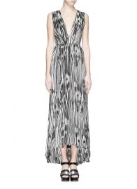 Lexa Maxi Dress by Alice and Olivia at Lane Crawford