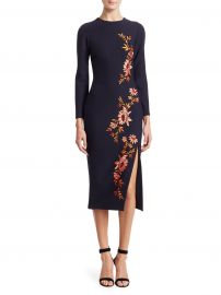 Lexi Embroidered Floral Dress at Saks Off Fifth