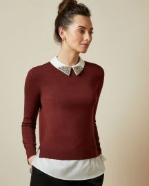 Liaylo Sweater at Ted Baker
