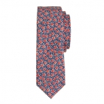 Liberty tie in speckle floral at J. Crew
