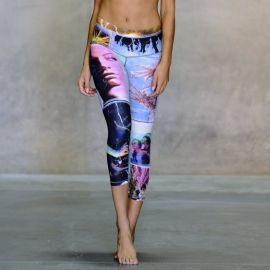 Life is Beautiful Endless Legging at Simply Workout