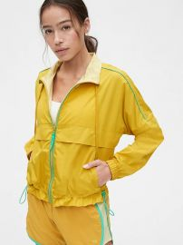 Lighweight Windbreaker at Gap