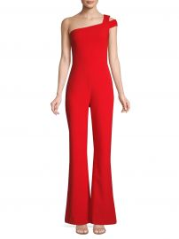 Likely - Maxson One-Shoulder Jumpsuit at Saks Fifth Avenue
