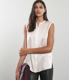 Lila Blouse at Reiss