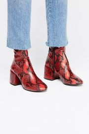 Lillian Heel Boot at Free People