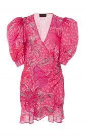 Lilly-Print Jacquard Dress by Dundas at Moda Operandi