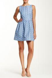 Lillyanne Puff Skirt Mini Dress at Nordstrom Rack
