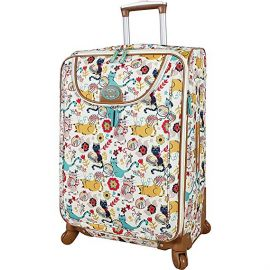 Lily Bloom Luggage in Furry Friends at Amazon