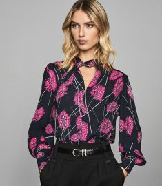 Lily Blouse at Reiss