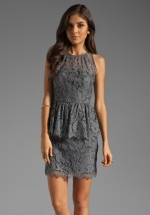 Lilys lace dress on HIMYM at Revolve