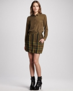 Lily's skirt by Burberry Brit at Neiman Marcus