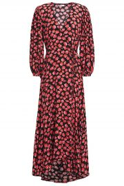 Lindale Printed Wrap Dress at The Outnet