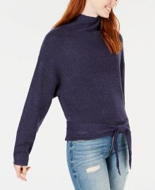 Line   Dot Oriana Tie-Waist Sweater Juniors -  Sweaters - Macy s at Macys