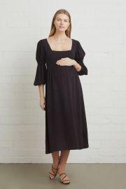 Linen Doreen Dress at Rachel Pally