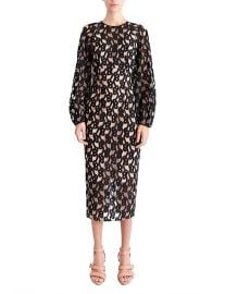 Link Dress with Sleeve by Ginger & Smart at David Jones