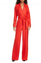 Lionel Wide Leg Jumpsuit by Veronica Beard at Nordstrom