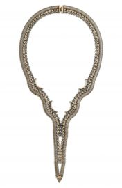 Lionette by Noa Sade   x27 Hudson  x27  Swarovski Crystal Statement Necklace at Nordstrom