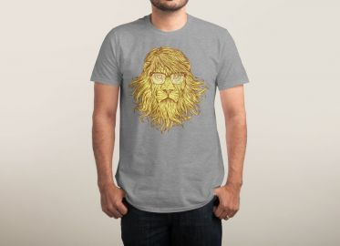 Lions are smarter than i am at Threadless
