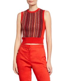 Lisse Knit Tank Top rag and bone at Neiman Marcus
