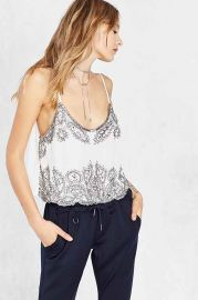 Liv Embellished Cami at Urban Outfitters