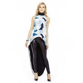 Lizna kendall high low top at Lizna