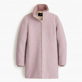 Lodge Coat at J. Crew
