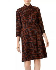 Lois Zebra Print Dress at Bloomingdales