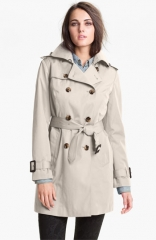 London Fog Heritage Trench Coat with Detachable Liner at Nordstrom