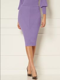 London Sweater Skirt - Eva Mendes Collection at NY&C