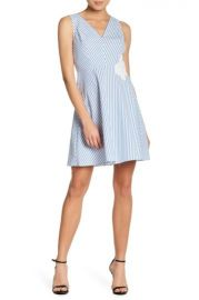 London Times Striped Dress at Nordstrom Rack