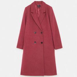 Long Coat by Zara at Zara